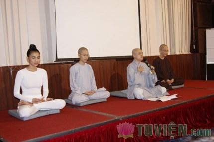 Hướng Dẫn Thực Tập Thiền Căn Bản:Quán Niệm Hơi Thở