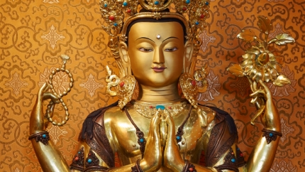 Ý nghĩa chắp tay trong nghi thức Phật giáo
