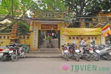 Chùa Thần Quang