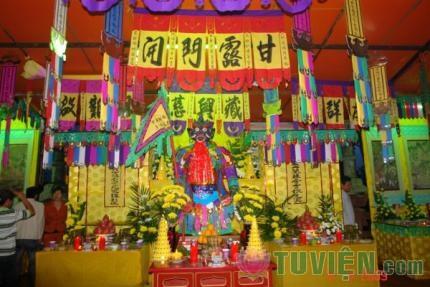 Từ Thí Vô Giá Hội Đến Thủy Lục Pháp Hội Khởi Nguyên của Nghi Lễ Đàn Tràng Phật Giáo Bắc Truyền
