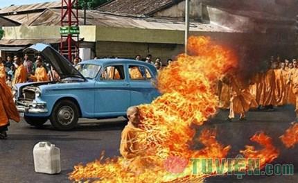 Ngọn lửa Bồ-tát Thích Quảng Đức: Ngọn lửa của sự thức tỉnh