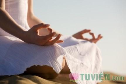 Lời khuyên về Thiền định