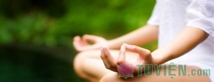 Thiền và cách thở đúng để nâng cao sức khỏe
