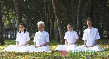 Thử chữa trị bệnh tâm thần bằng Thiền Vipassana