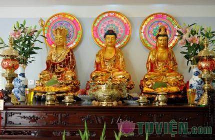 Thờ Phật tại nhà và những điều cần biết?