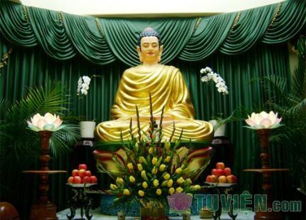 Thờ Phật, lễ Phật và cúng Phật như thế nào cho đúng?
