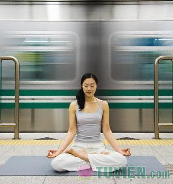 Thở và Thiền