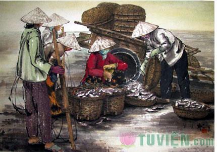 Thõng tay vào chợ