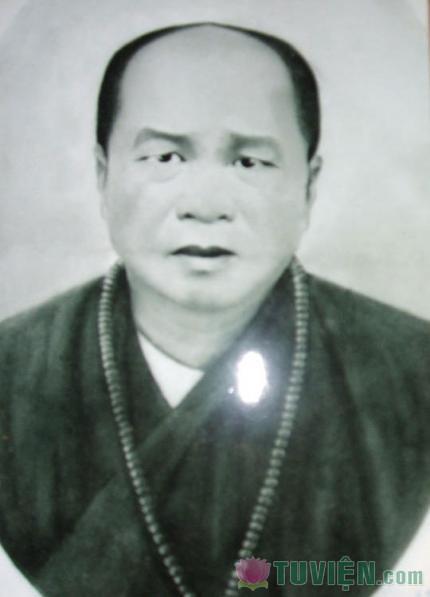 Tiểu sử Hòa Thượng Thích Từ Vân (1866-1934)