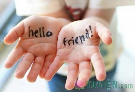Tình bạn chân thật là.....???