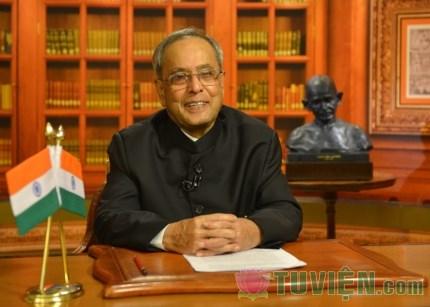 Tổng thống Ấn Độ kêu gọi quảng bá những chân lý và con đường của Đức Phật