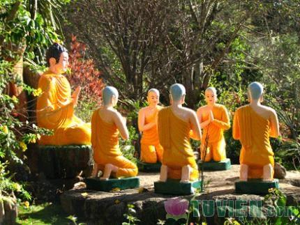 Tứ Diệu đế trong giáo lý đạo Phật