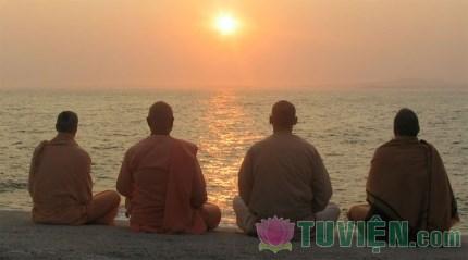 Tu hành không phải chỉ vì để gặp Phật mà là để gặp chính mình