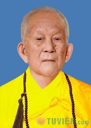 Tưởng niệm Đại lão HT Thích Trí Tịnh - Chủ tịch HĐTS của Trung ương GHPGVN