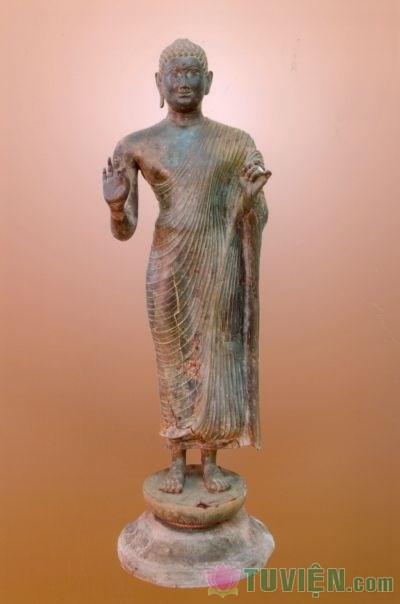 Bức tượng Phật cổ nhất Việt Nam