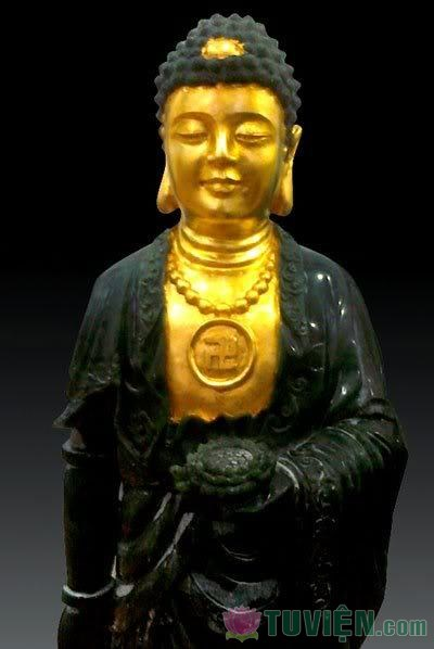 Tượng Phật từ tờ di chúc của người đàn bà Pháp