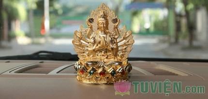 Giới thiệu tượng Phật giúp hạn chế tốc độ và lái xe an toàn