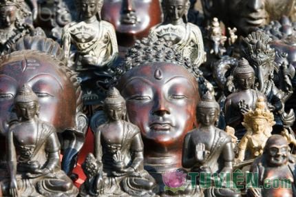 Vài dòng giới thiệu về chữ Pháp trong nhà Phật