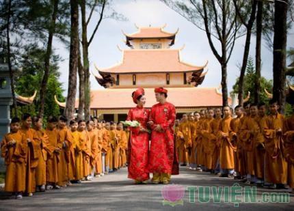 Vấn đề Hôn nhân theo quan điểm Phật giáo