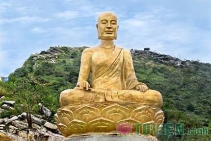Về với Yên Tử nhân 709 năm Phật hoàng Trần Nhân Tông nhập diệt Niết bàn