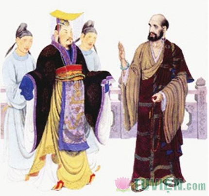 Vì sao vua Lương Võ Đế cả đời xây chùa, bố thí, cúng dường mà không có công đức?