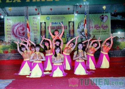 Hà Tĩnh: Chùa Phong Phạn long trọng tổ chức Đại lễ Vu Lan