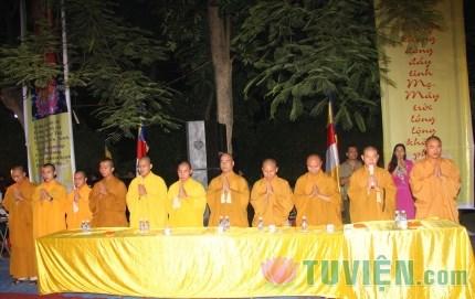 Chùa Yên Phúc long trọng tổ chức Lễ Vu Lan Báo Hiếu