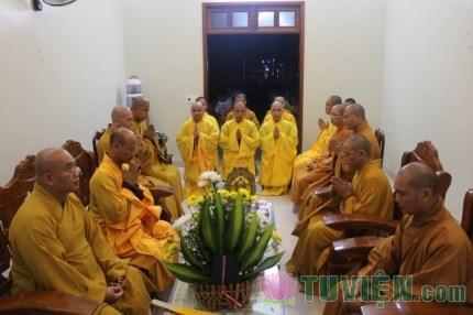 Hà Tĩnh: Ấm áp lễ hội Vu Lan tại chùa Giai Lam Tịnh Pháp