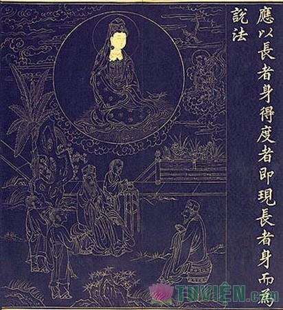 Hàm ý phẩm Phổ Môn trong Kinh Diệu Pháp Liên Hoa