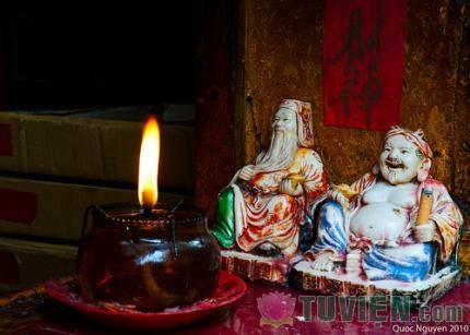Ý nghĩa và nguồn gốc của hai vị Thần tài và Thổ địa